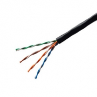 UTP 4PR 24AWG CAT5e 305m OUTDOOR